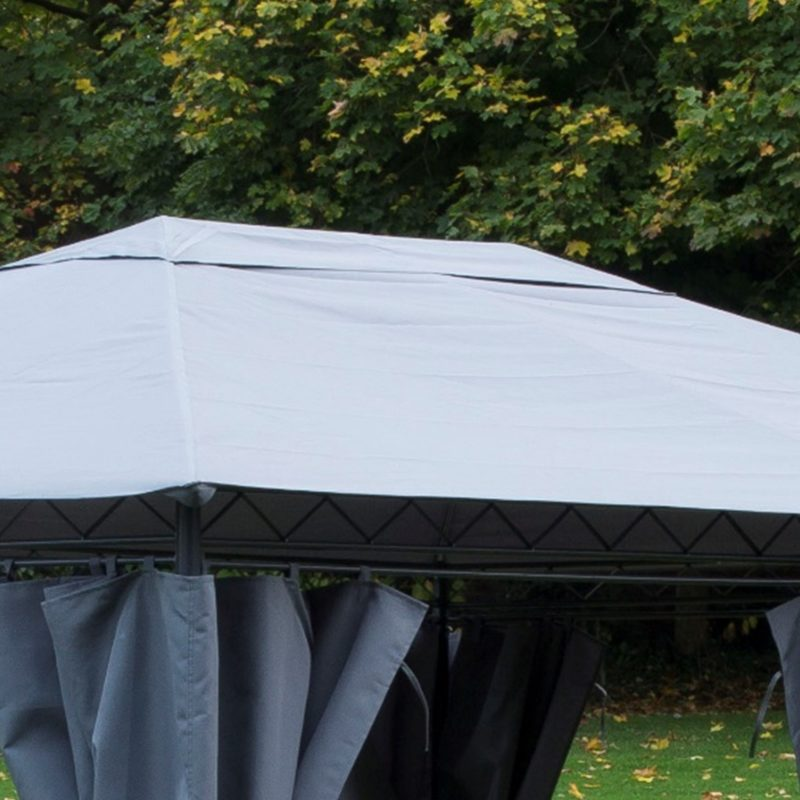 Outdoor Curtains For Gazebo