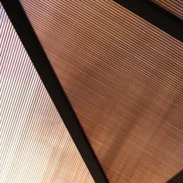 Polycarbonate Roof Gazebo Detail 03