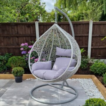 Large Egg Chair Main